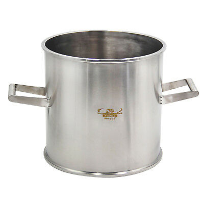 "HFS 12"" X 12"" Sanitary Spool - Tri Clamp Clover Stainless Steel"