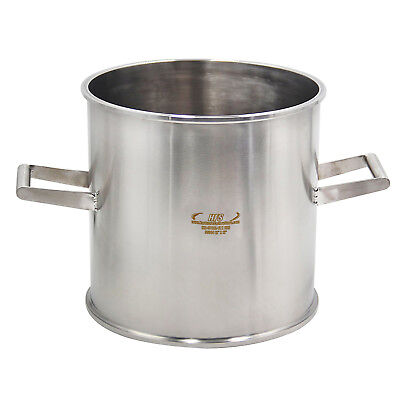 """HFS(R) 12"""" X 12"""" Sanitary Spool - Tri Clamp Clover Stainless Steel"""