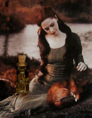FOX Spirit Guide Totem Ritual Oil Anointing Oil Spell Oil~Wicca Witchcraft Pagan