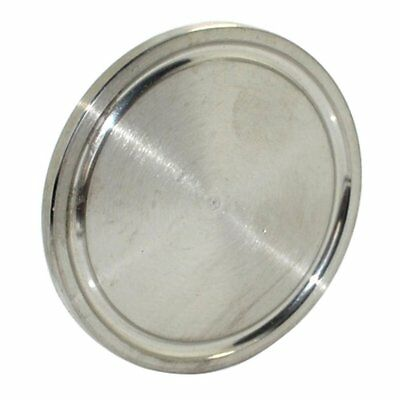 HFS 2.5 Inch Ss316 Sanitary End Cap Fits Tri-Clamp Ferrule Flange 63Mm
