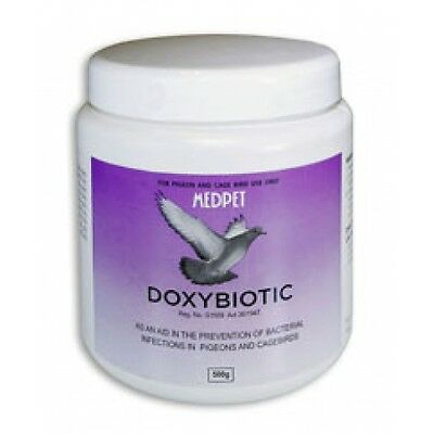 Pigeon Product - Doxybiotic 200gr - Respiratory - by Medpet