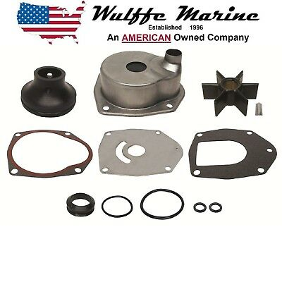 Water Pump Kit with Housing for Mercury 200 225 hp DFI 3.0L Rplc 817275A5