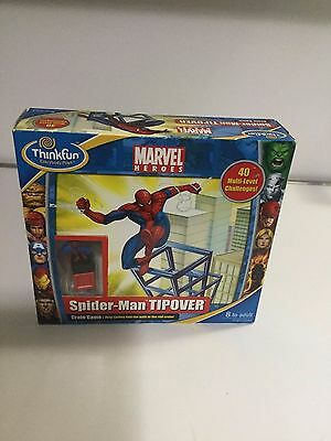 Marvel Heroes ( New in Box ) Spider Man Tipover