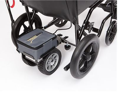 Drive Electric Wheelchair powerstroller Powerpack Motor twin wheel with reverse