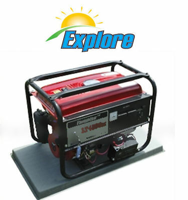 Explore Polyslab Equipment Base  885Mm X 465Mm  - Camping, Fridge, Generator