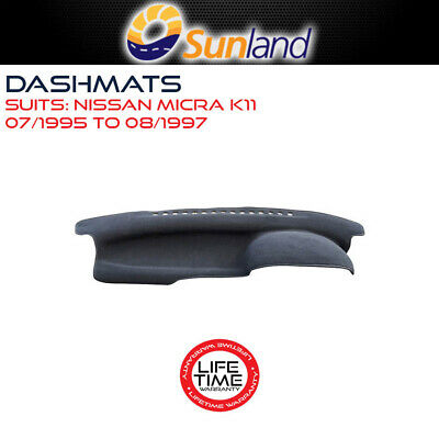 Dashmat For Nissan Micra - K11 07/1995-08/1997 Dash Mat