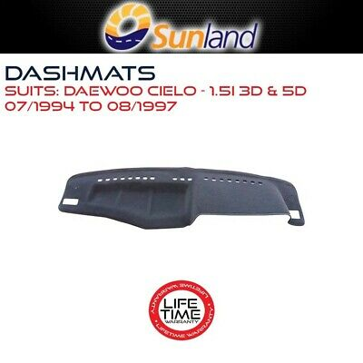 Dashmat For Daewoo Cielo - 1.5I 3D & 5D 07/1994-08/1997 Dash Mat