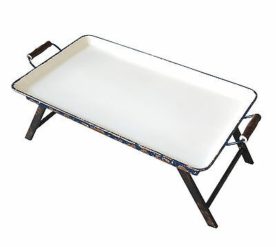 Dominique Metal Rectangular Tray Table August Grove Free Shipping High Quality