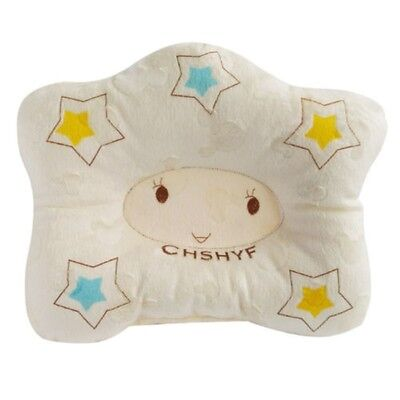 Soft Infant Baby Newborn Sleeping Support Pillow Cushion Pad Prevent Flat Head