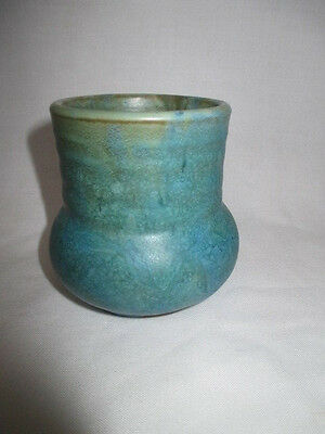 Irish Carrigaline Pottery Ruskin Style Pot