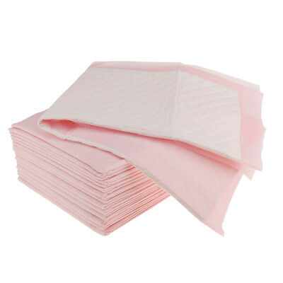 15pcs Disposable Waterproof Underpads Pets Puppy Cat Absorbent Bed Pad 60x60