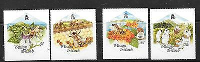 Pitcairn Islands Sg555/8 1999 Bee-Keeping  Mnh