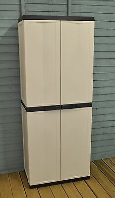 Large Garden Storage Cabinet by Kingfisher