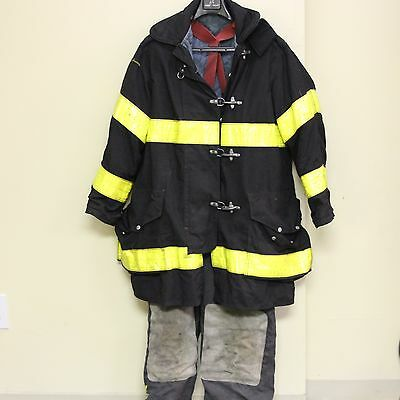 Firefighters Protective Suit by Jamesville / Globe from FPNY Turnout Gear FDNY