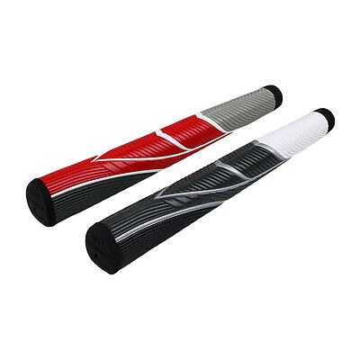 Sports Universal Golf Club Putter PU Grips Wrap Rubber Non-slip Golfer Accessory