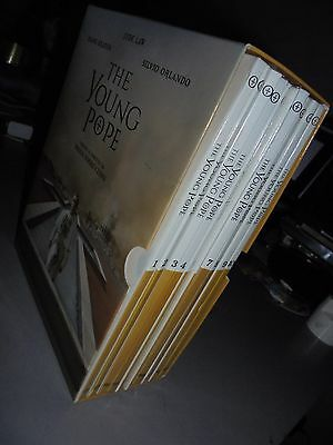 Opera Completa Box Cofanetto  10 Dvd The Young Pope Italiano English