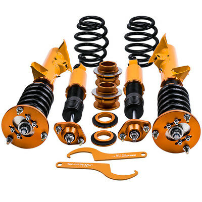 CoilOver Shock Absorber Struts for BMW E36 3 Series Height Adjust Coilovers AMD