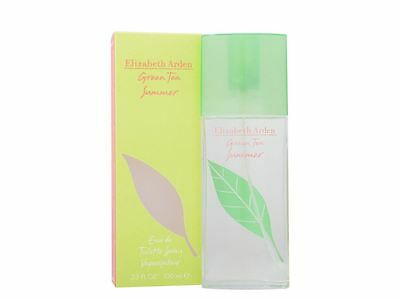Elizabeth Arden Green Tea Summer Eau de Toilette 100ml Spray For Her EDT Perfume
