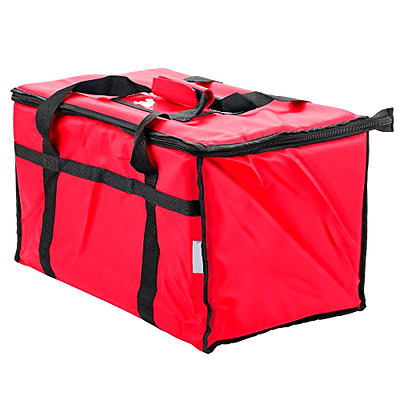 Food Delivery Bag Pan Insulated Carrier 1/2  Inch Thick Layer of Insulation Bag