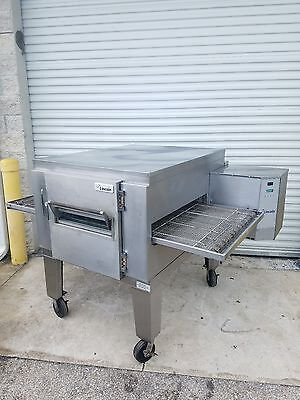 Lincoln  Impinger  Natural  Gas  Conveyor  Pizza  Oven  1450  1451