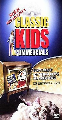 Sold Separately - Classic Kids Commercial (DVD, 2007)