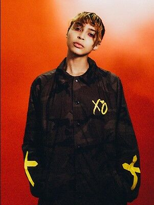 The Weeknd Tour Merchandise Jacket, Small , Limited edition Star Boy Collection