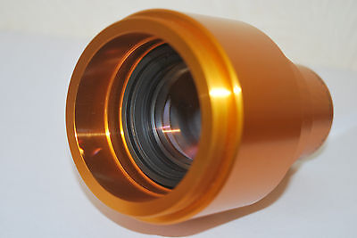 Isco Optic projection projector lens, backing lens - 75mm f2