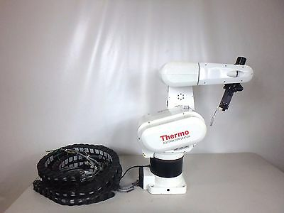 Thermo CRS Robotic Robot Arm F3 F01048 Laboratory