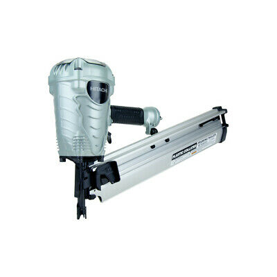 Hitachi 2 in. to 3-1/2 in. Collated Framing Nailer NR90AES1 Reconditioned