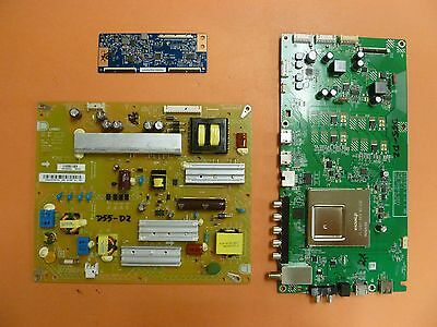 Vizio Led Tv Complete Parts Repair Set From D55-D2 E55-C2