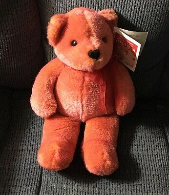 Avon The Year Of The Teddy Bear(2002) With Tags