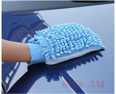 Wholesale 100 Home Car Cleaning Towel Microfiber Washing Hand Gloves Wash Fiber