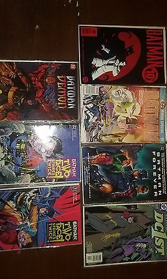 Batman One-Shot Lot of 7 DC Comics  (1989-2002)