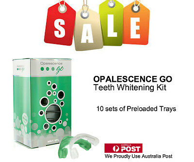 Opalescence GO - Free Shipping - Professional Home Teeth Whitening Kit
