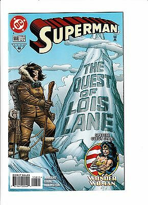 Superman 2rd Series #118 DC FSH B