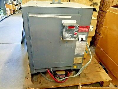 Hobart Brothers Company 1R18-380 Forklift Battery Charger