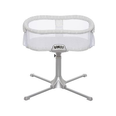 Halo Innovations Halo Bassinest Swivel Sleeper - Premiere Series Silver/White...