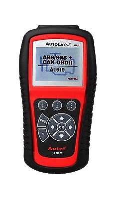 Autel AL619 OBDII/CAN Scan Tool