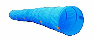 Cool Runners Dog Agility Training Tunnel with Carrying Case 2 x 17-Feet