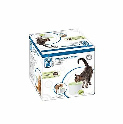 Catit Design Fresh and Clear Cat Drinking Fountain Original