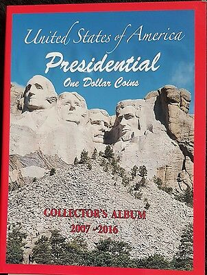 UNCIRC 39 Presidential Gold Dollars 2007-16 INCLUDING REAGAN! Patriotic Gifts!