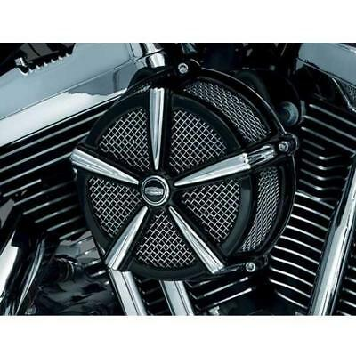 Kuryakyn Air Filter Hi-Five Mach 2 XL'07up Blk & Chr