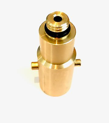 Bajonett Holland Tank Adapter LPG Autogas 14mm (72mm) M14 GPL Autogas