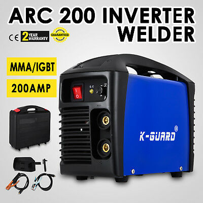 SS-ARC200 IGBT DC Inverter Welding Equipment MMA Machine Portable Stick Welder