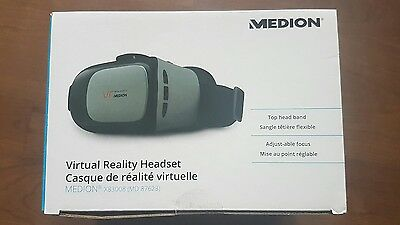 Medion Virtual Reality Headset X83008 Neu OVP