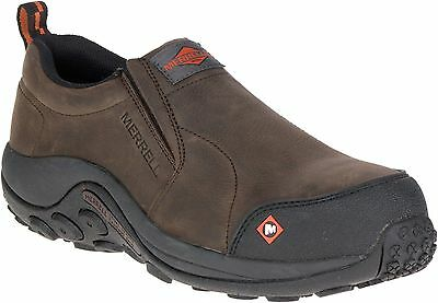 Merrell Women's J15794 Jungle Moc Composite Toe Safety Work Shoes--Special