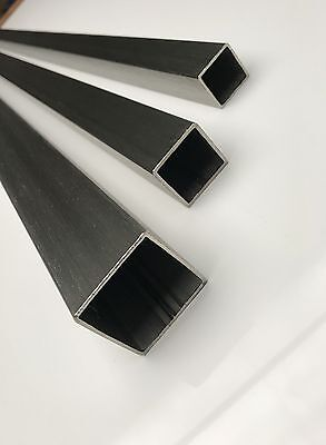 304 Stainless Steel Square Tube box section 25mm / 30mm / 40mm /50mm 1.5mm thick