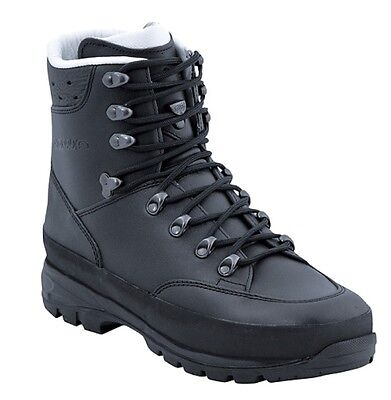 Lowa Camp Boot Black