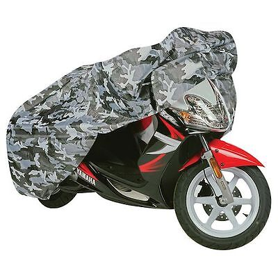 Oxford Motorcycle Scooter Aquatex Camo Waterproof Rain Dust Cover Small
