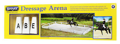 Breyer 1:9 Traditional Series Model Horse Playset: Dressage Arena